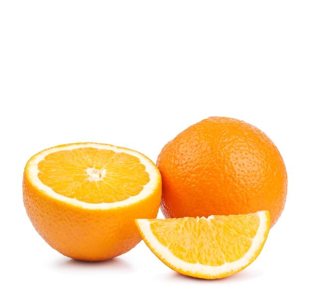 Snijd sinaasappel