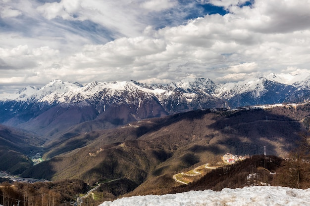 Sochi lente reis