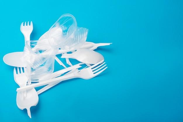 Sociale milieukwestie. plastic vervuiling van de planeet