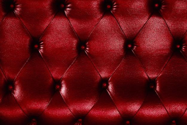 Sofa leder textuur en achtergrond.