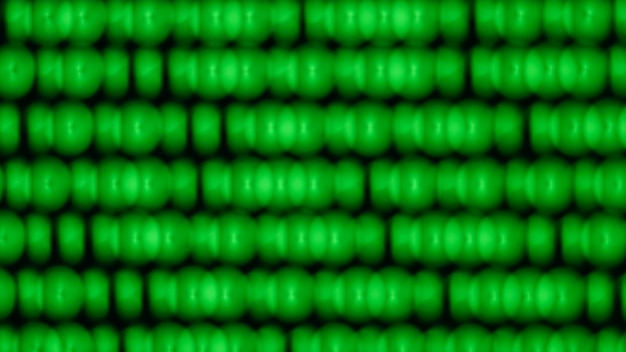 Soft focus binaire achtergrond met groene digitale