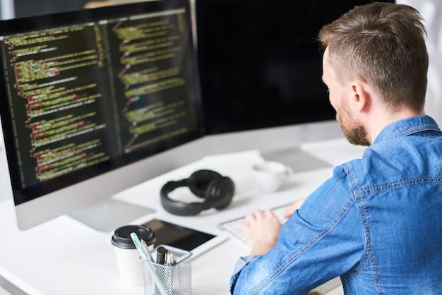 Software ontwikkelen op de computer
