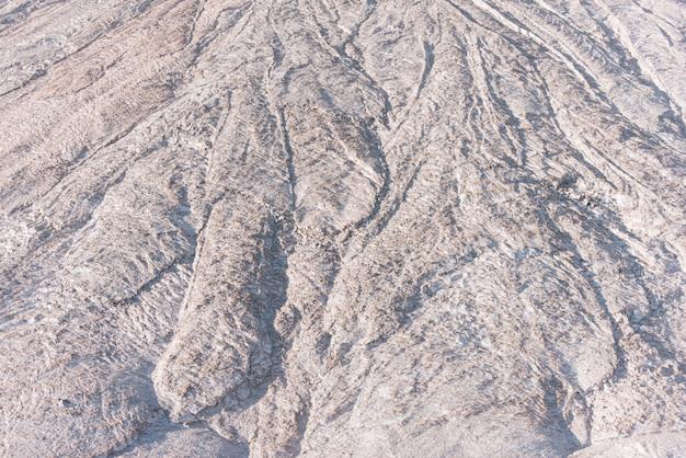 Soligorsk, wit-rusland potas zoutmijn, zoutwinning, zoutbergen