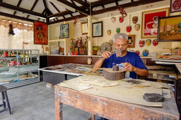 Sonobudoyo museum, yogyakarta - indonesië