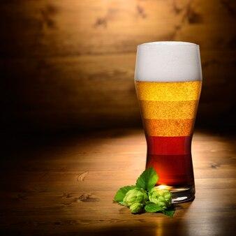 Soorten bierconcept