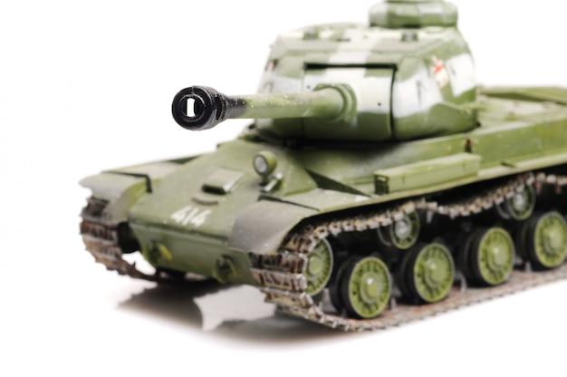 Sovjet ww2-tank is-2