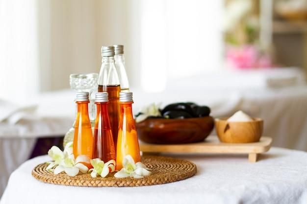 Spa-accessoires voor gezonde massage