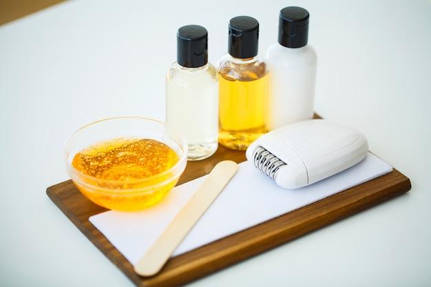 Spa-studio. natuurlijke huishoudelijke producten voor huidverzorging