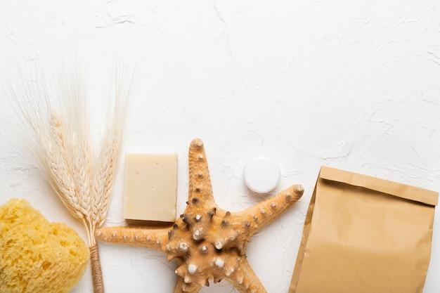 Spa zwoele producten en hulpmiddelen voor bad