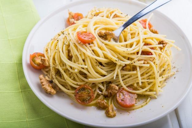 Spaghettis gezond