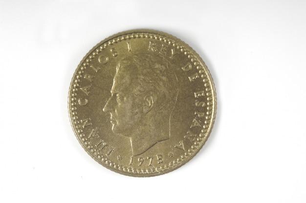 Spanje munten macro