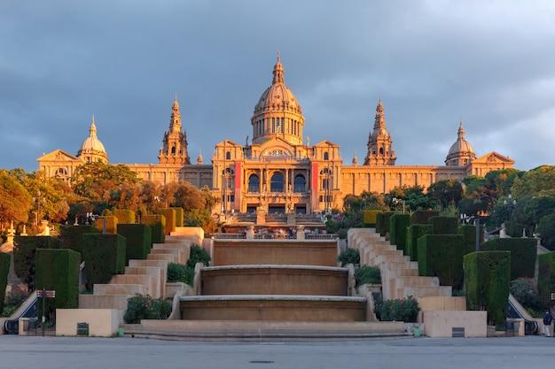 Spanje plein of placa de espanya, barcelona, spanje
