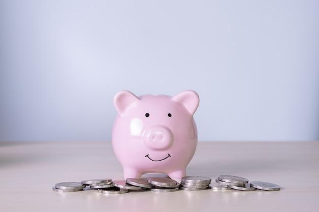 Sparen voor financiële boekhouding jong is sparen om geldinvesteringen te beheren
