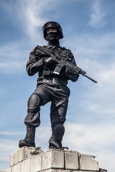 Spec ops politie swat