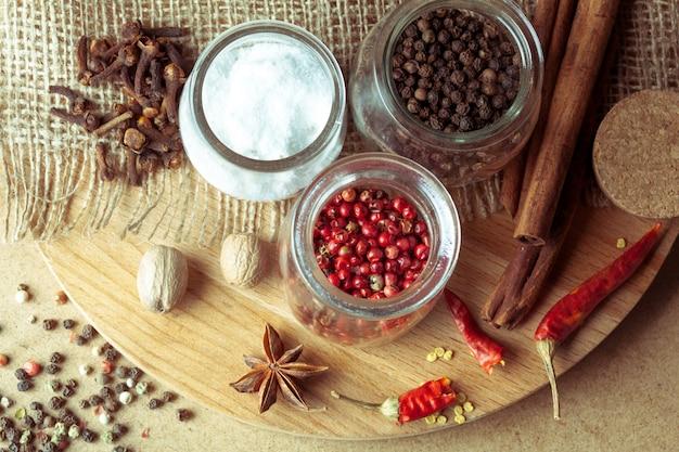 Specerijen en kruiden