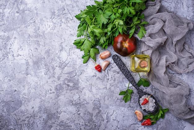 Specerijen voor het koken