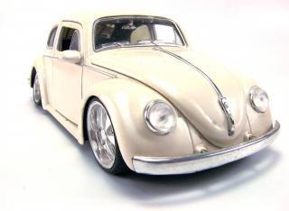 Speelgoed auto, glanzend