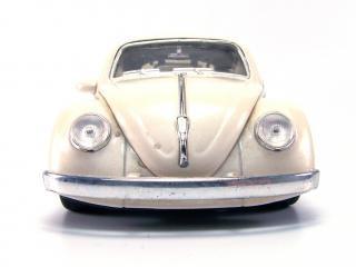 Speelgoed auto, grijs