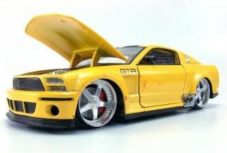 Speelgoed auto, nostalgie