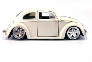 Speelgoed auto, vintage, glanzend