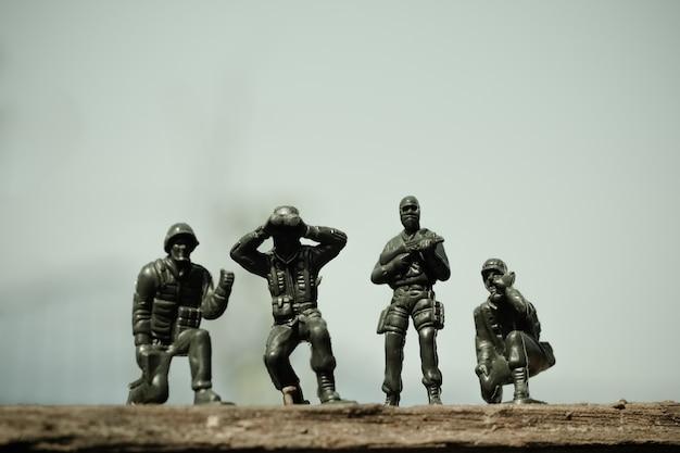 Speelgoed in oorlogstijd