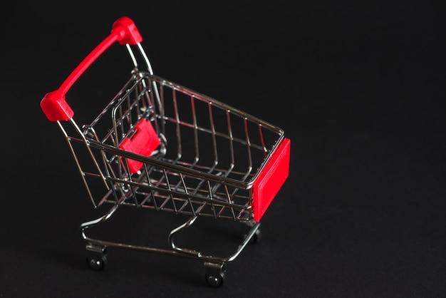 Speelgoed supermarkt winkelwagen