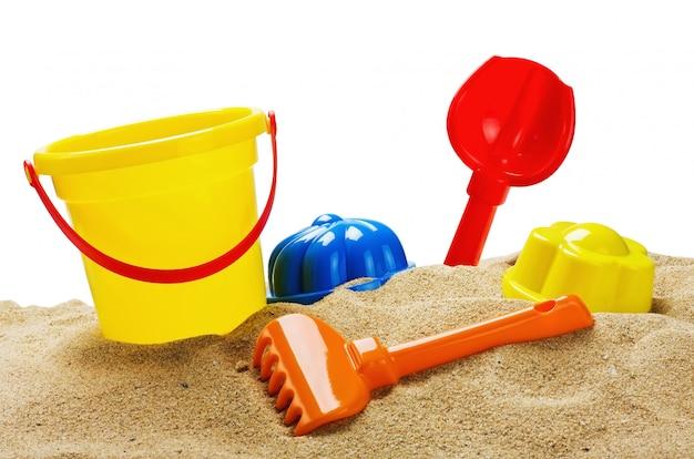 Speelgoed voor zandbak