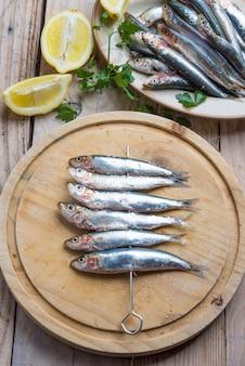 Spies sardines