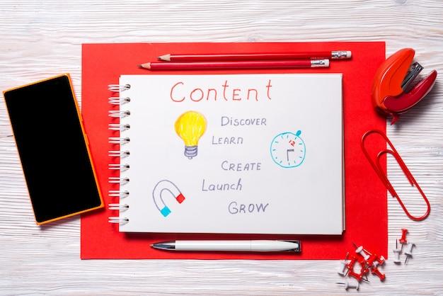 Spiraal notebook, sociale media