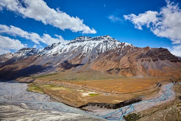Spiti valley, himachal pradesh