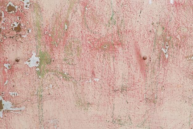 Splodgy rode muurachtergrond met vlekken