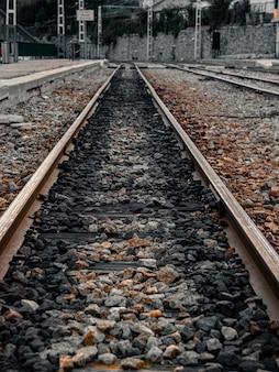 Spoorbaan