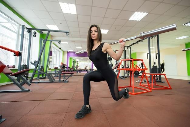 Sport, bodybuilding, levensstijl en mensenconcept