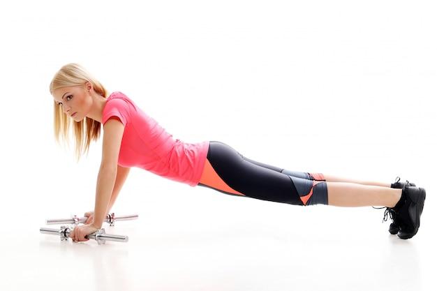 Sport oefening