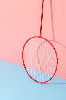 Sportelementarrangement in minimalistische stijl Gratis Foto