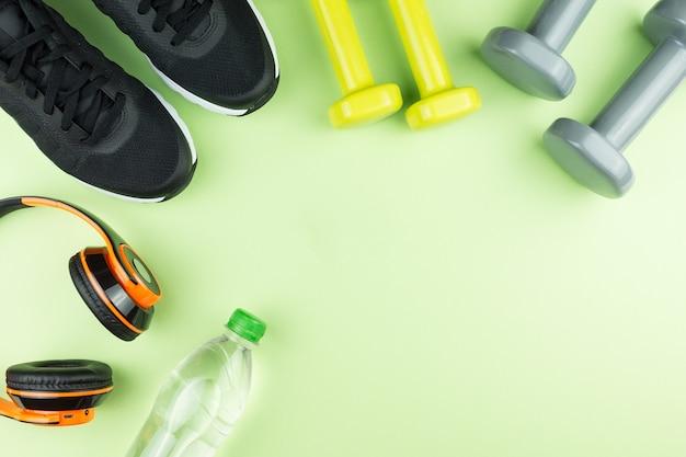 Sportuitrusting voor fitness
