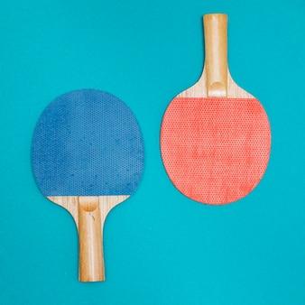 Sportuitrusting voor het spelen van tafeltennis