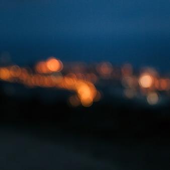 Sprankelende lichten feestelijke achtergrond met textuur