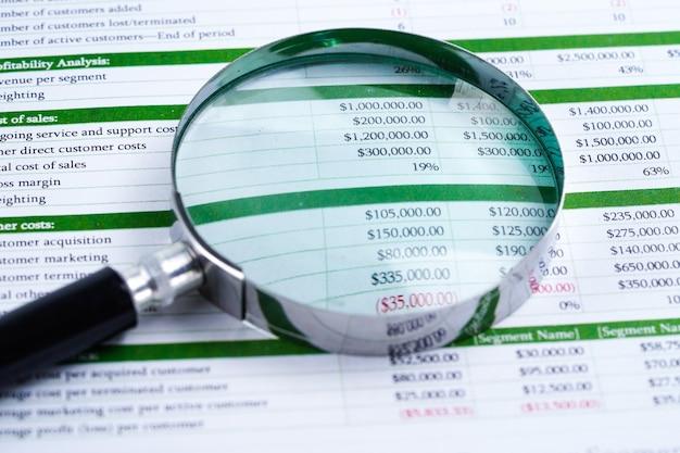 Spreadsheet-tabelpapier