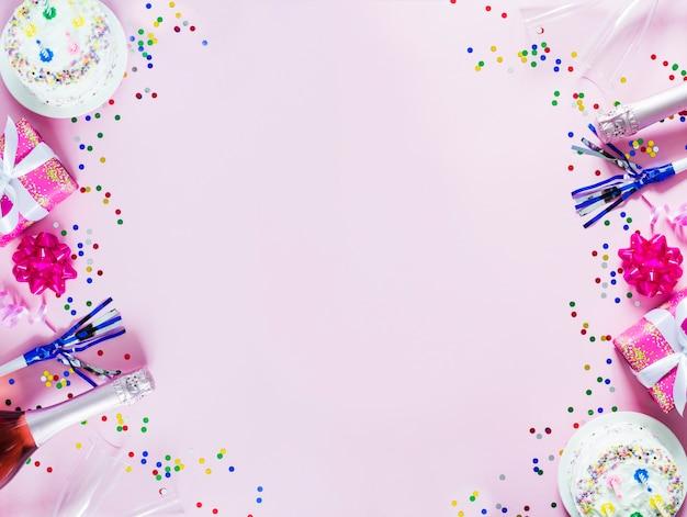 Sprinkles en feestversieringen
