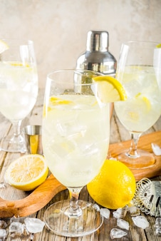 St germain franse spritz-cocktail