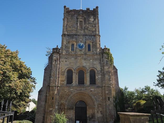St mary-kerk in chepstow