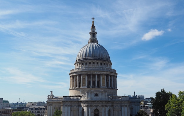 St paul cathedral in londen