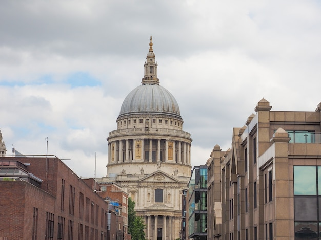 St paul cathedral, londen