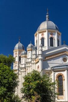 St. spyridon de nieuwe kerk in boekarest, roemenië