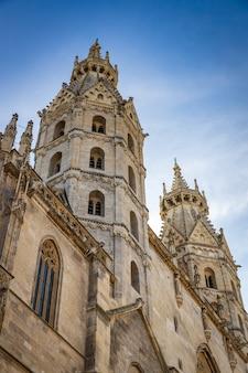 St stephen cathedral - belangrijkste oostenrijkse kerk in het centrum van wenen