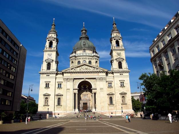 St. stephen's basiliek in boedapest