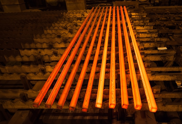 Staal- en metaalproductie