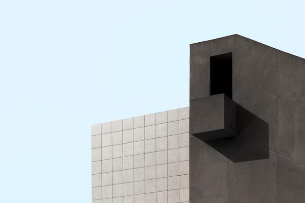Stad gebouw