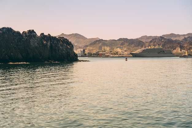 Stad muscat in oman